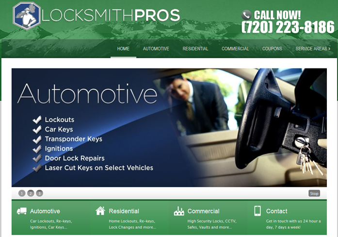 Car Key Locksmith Denver CO